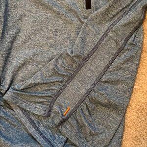 Lucy Tops - Lucy Activewear  zip Top M